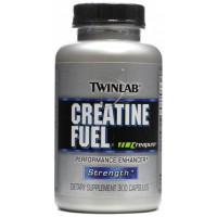 Креатин Twinlab Creatine Fuel Caps 300 капc.