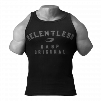 Майка GASP Relentless tank, Black