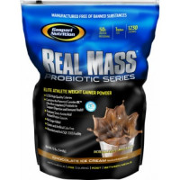 Гейнер Gaspari Nutrition Real Mass Advance Gainer 5480 г.