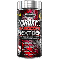 Жиросжигатель Muscletech Hydroxycut Hardcore Next Gen 100 капc.
