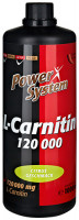 Карнитин Power System L-Carnitin 120 000 мг 1000 мл.