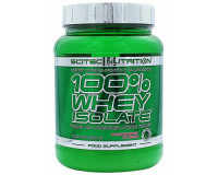 Протеин Scitec Nutrition Whey Isolate, клубника, 700 г