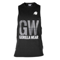 "Безрукавка Gorilla Wear ""Dakota"" Черная"