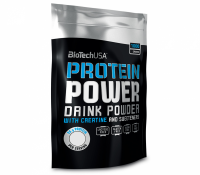 Протеин BioTechUSA Protein Power, ваниль, 1000 г